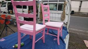 太田市 家具塗装