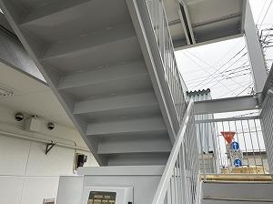 太田市 鉄部塗装