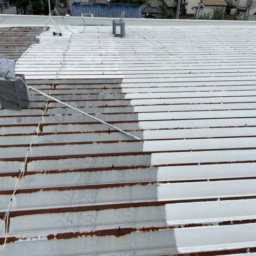 太田市,鉄部塗装,屋根塗装
